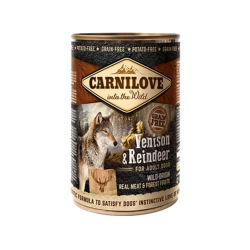 Carnilove-Adult Cerf et Renne Boîte (1)