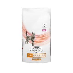 Purina Veterinary Diets-OM Contrôle Obésité pour Chat (1)