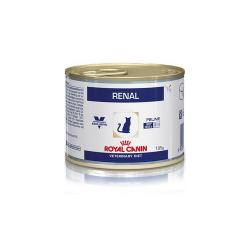 Royal Canin Veterinary Diets-Feline Renal Humide 195 gr (1)