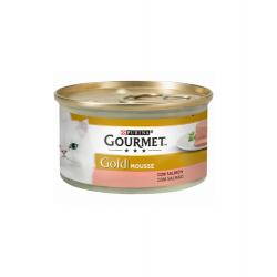 Gourmet Gold-Mousse au saumon 85gr. (1)