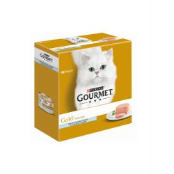 Gourmet Gold-Pack Moussse Océan Poisson (1)