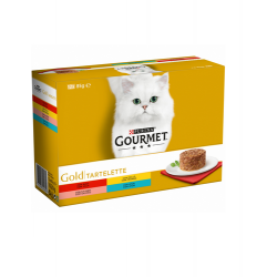 Gourmet Gold-Pack Tartalette Assortiment Varié (1)