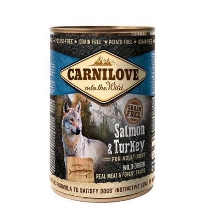 Carnilove-Adult Saumón et Turquie Boîte (1)
