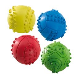 Juguete Perro Pa 5537 Rubber Bowls 4 unidades Ferplast