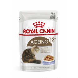 Royal Canin-Aeging +12 Pouch ( Jelly) 85 gr (1)