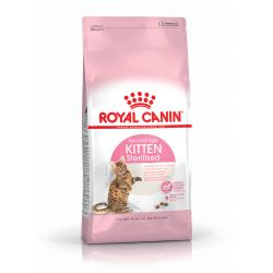 Royal Canin-Croquettes pour Chaton Stérilisé (1)