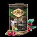 Carnilove-Adult Canard et Faisan Boîte (1)