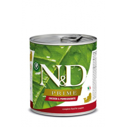 Farmina ND Dog Prime Puppy Pollo comida húmeda para cachorros 6x285grs