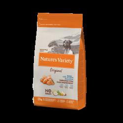Nature's Variety pienso Original No Grain Mini Salmón