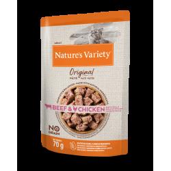 Nature's Variety pienso Original paté Buey y Pollo