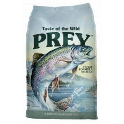 Taste Of The Wild Prey Truite pour chien