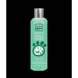 Menforsan Shampooing Aloe Vera pour chien
