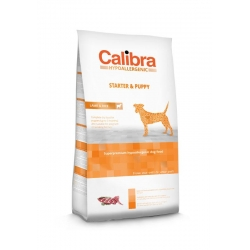 Calibra dog hypoallergenic starter puppy cordero pienso para perros