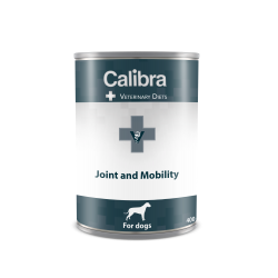 Calibra vet diet dog joint mobility comida húmeda