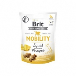 Brit care dog functional snack mobility calamar